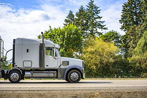learn how much will it spend to run a semi truck in BC